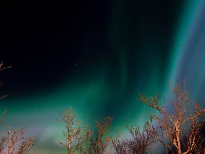 How to Capture Northern Light with a Compact Camera