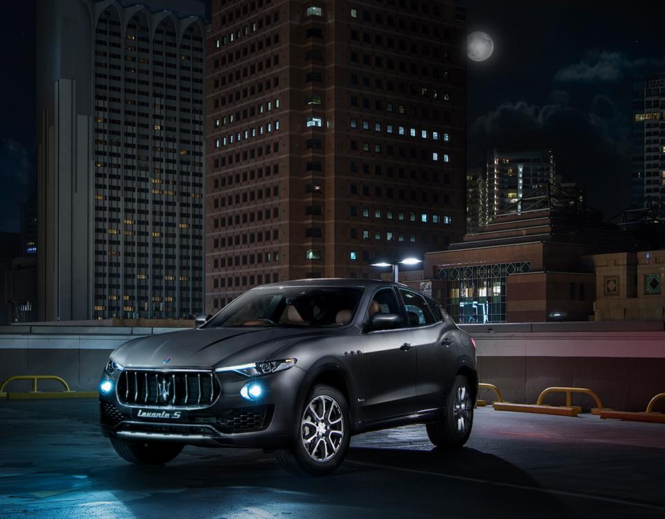 Maserati Photography