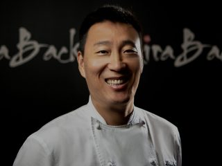Michelin Starred Chef Portrait - Akira Back