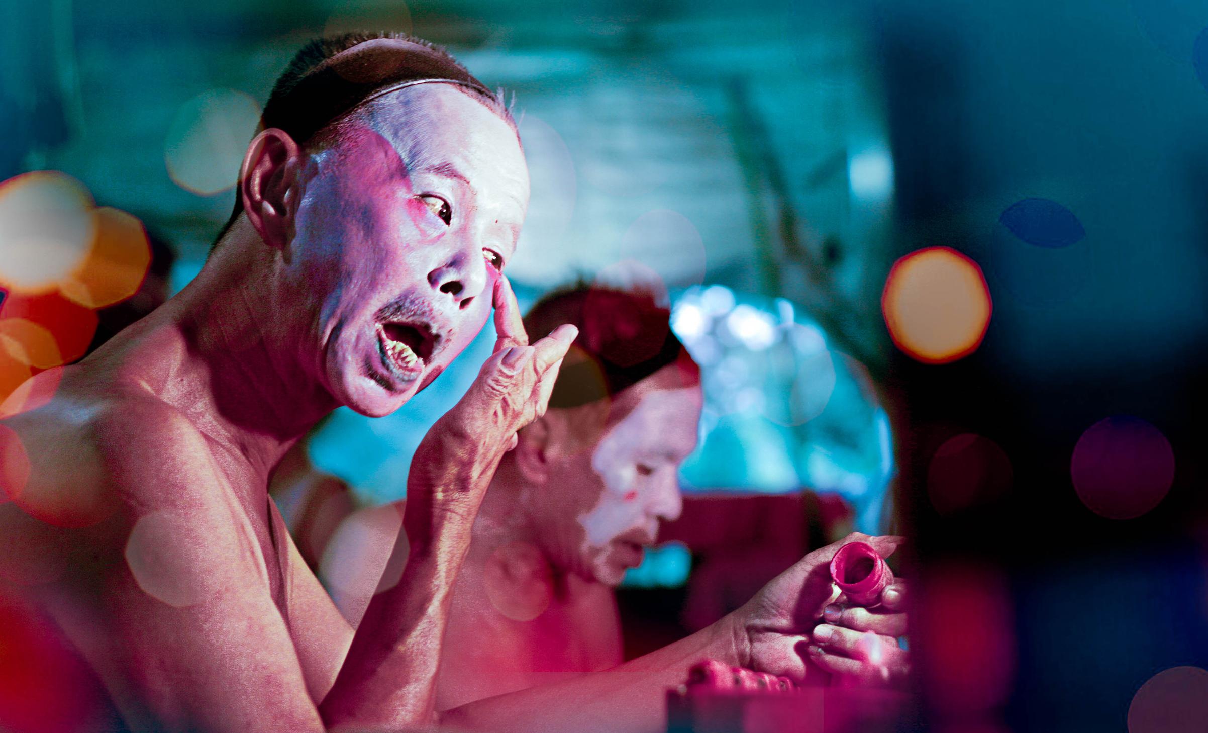Teo Chew Opera Behind The Scene
